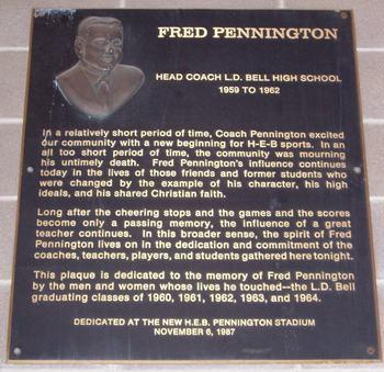 Pennington Field / History / Overview