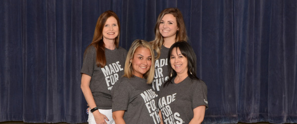 Shady Oaks 4th grade staff